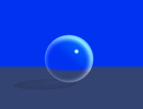 Glass Ball Tutorial in Photoshop
